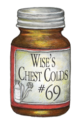 Chest Colds Wise's #69