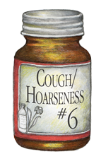Cough Hoarseness #6