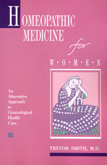 Homeopathic Medicine for Women