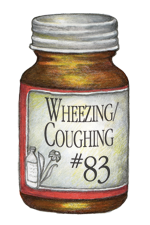 Wheezing/Coughing #83
