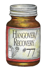 Hangover/Recovery #77