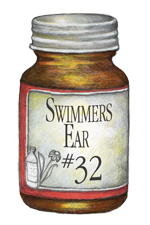 Swimmers Ear #32