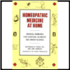 Homeopathic Medicine at Home